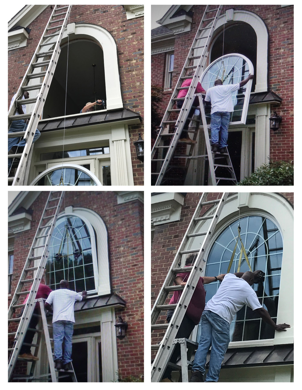 Tomestone Window Install, Raleigh NC